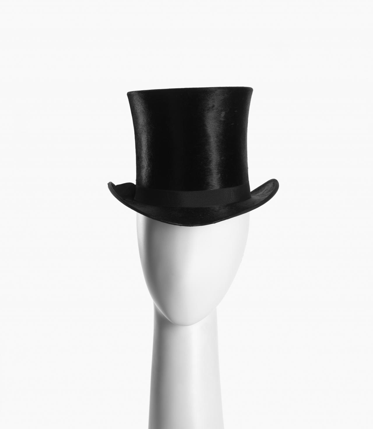 Lady's top hat