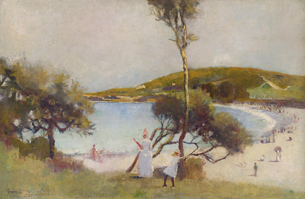 Australia Painting History