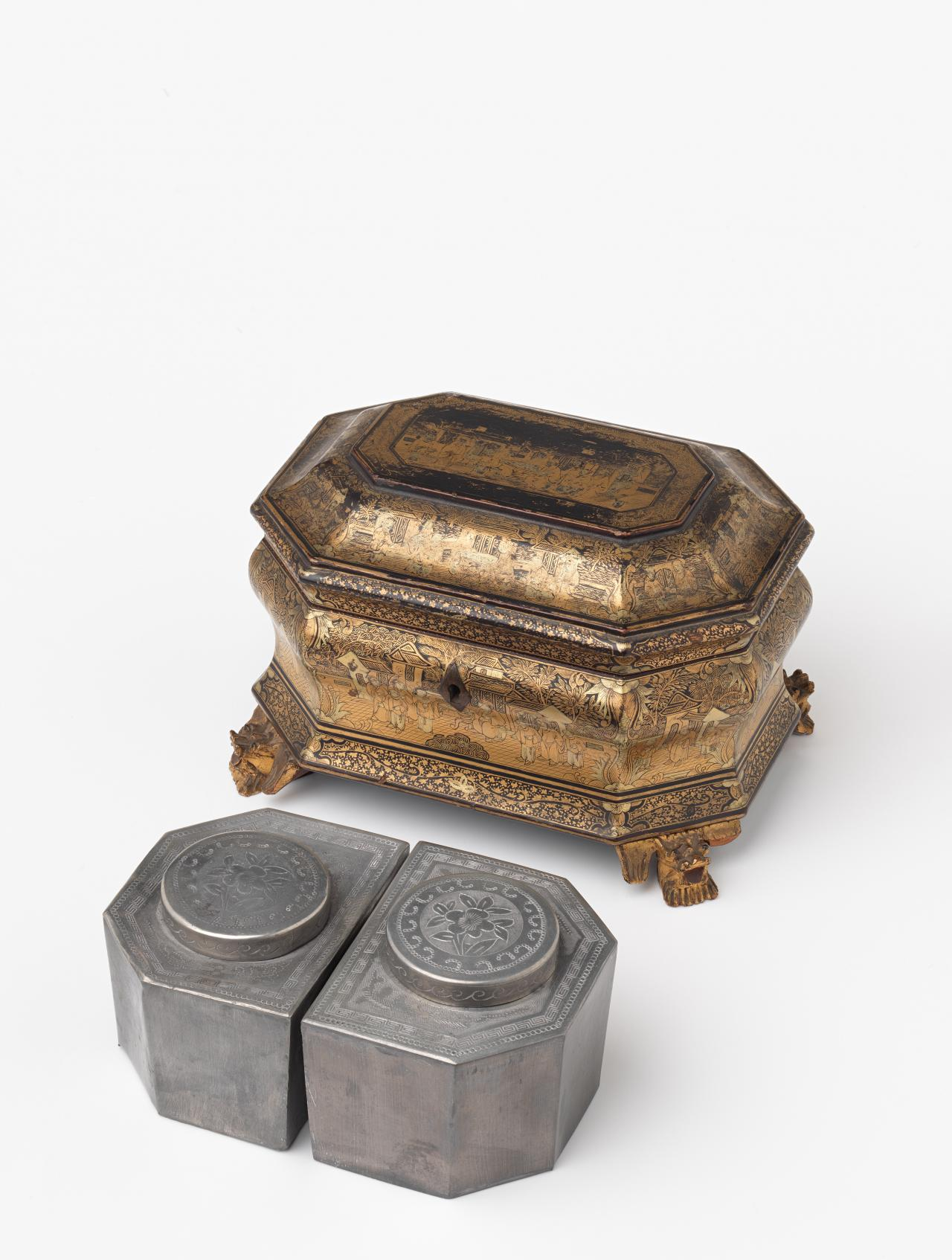 Tea caddy | CHINESE | NGV | View Work