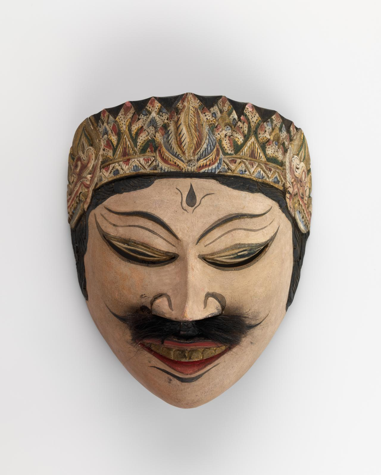 Mask (Topeng) for Raden Gunung Sari