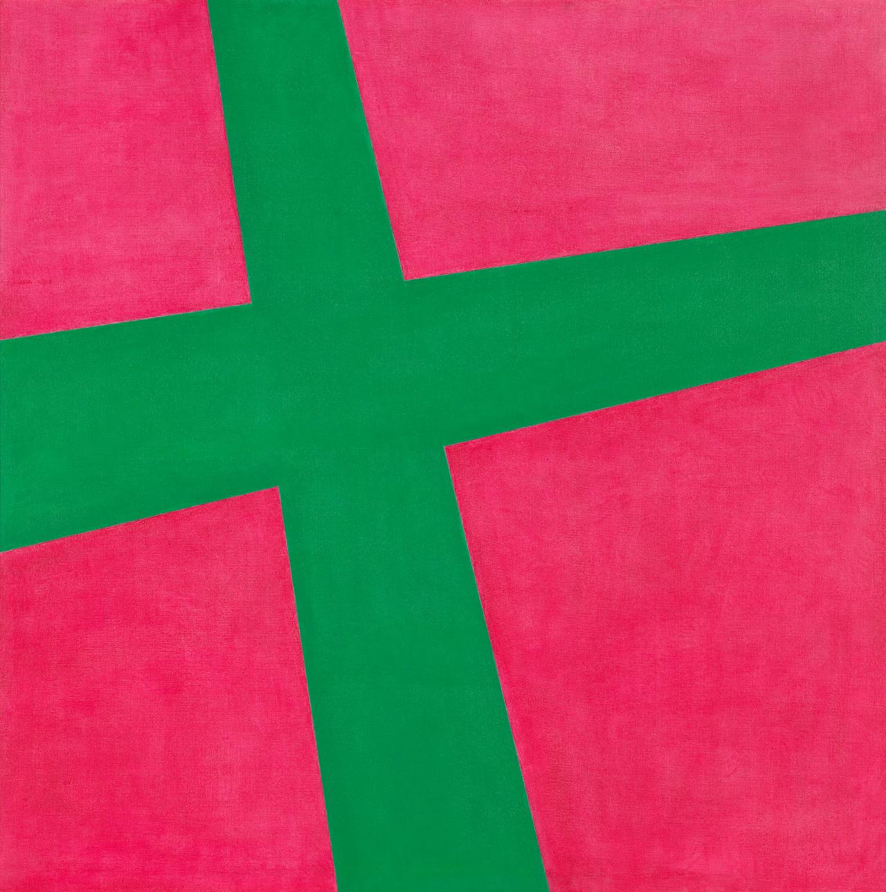 Red / green cross