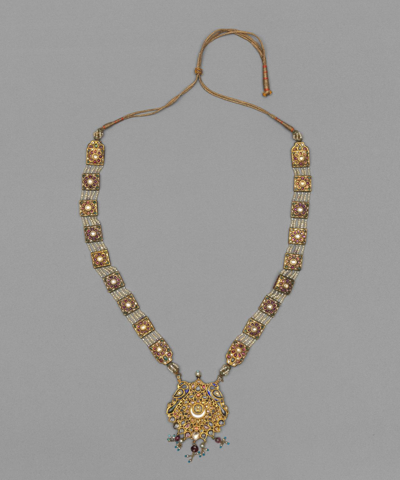 Durbar necklace