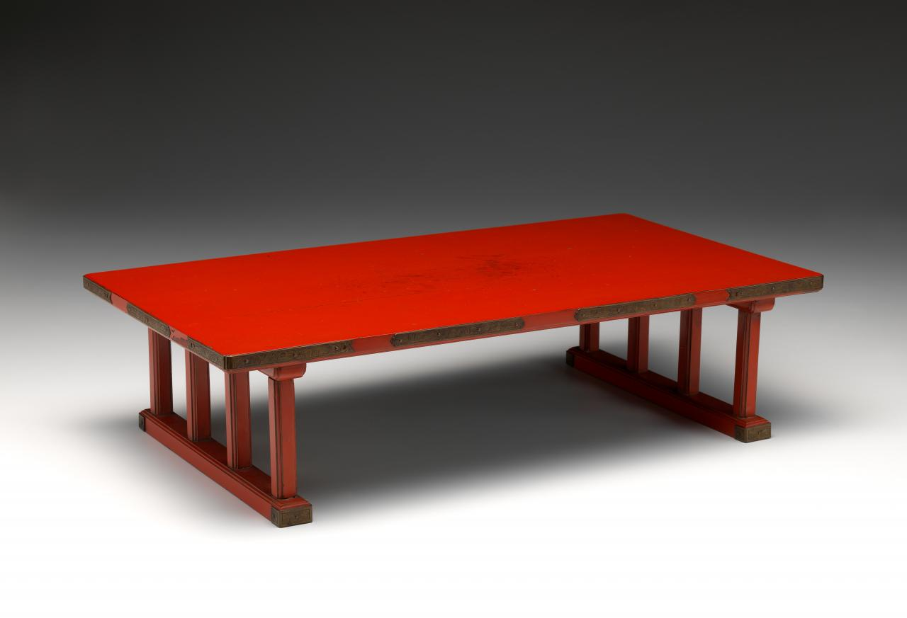 Altar table with eight legs