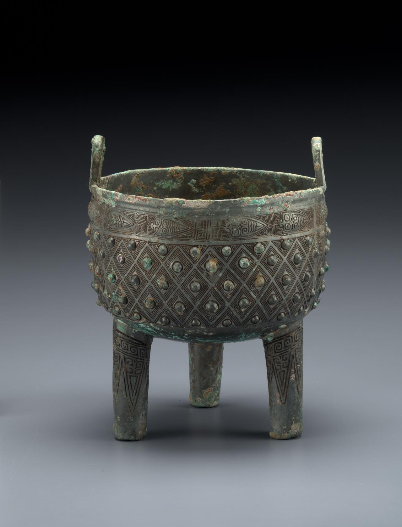 Cooking vessel, Ding