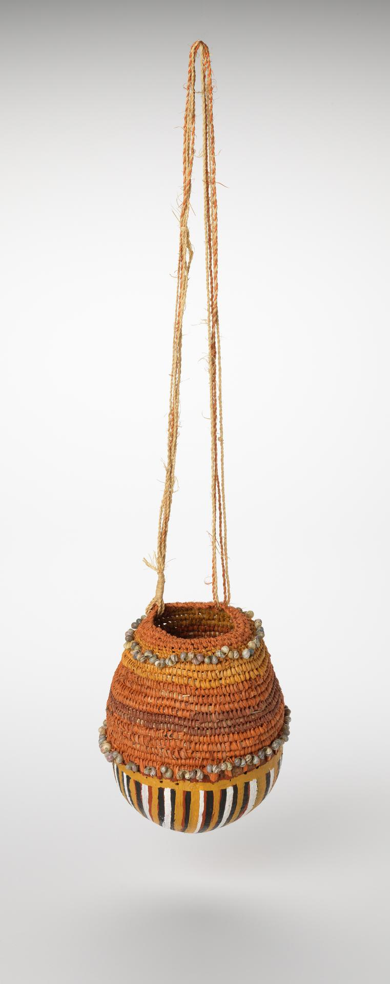 Galuka bathi (Coconut basket)