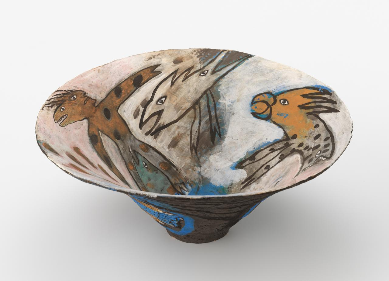 Journey without direction, bowl