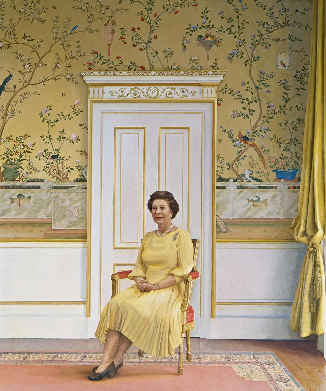 Sesquicentenary portrait of Her Majesty, Queen Elizabeth II