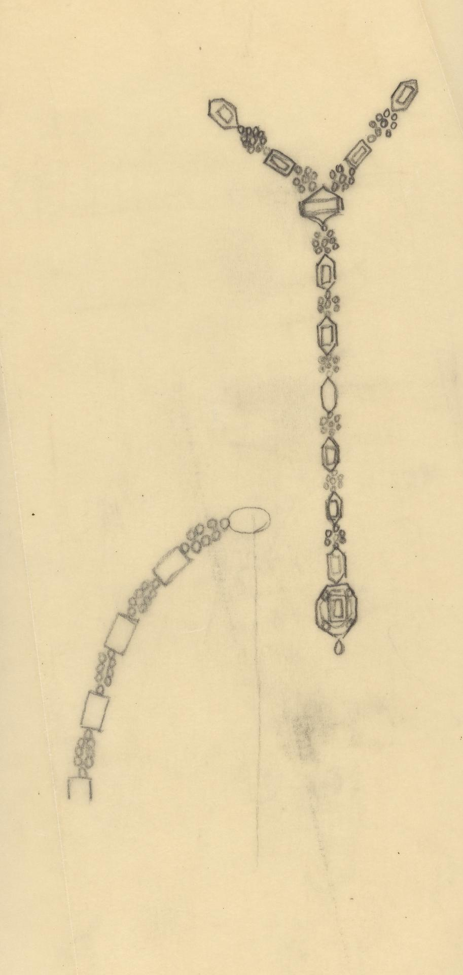 Designs for necklaces