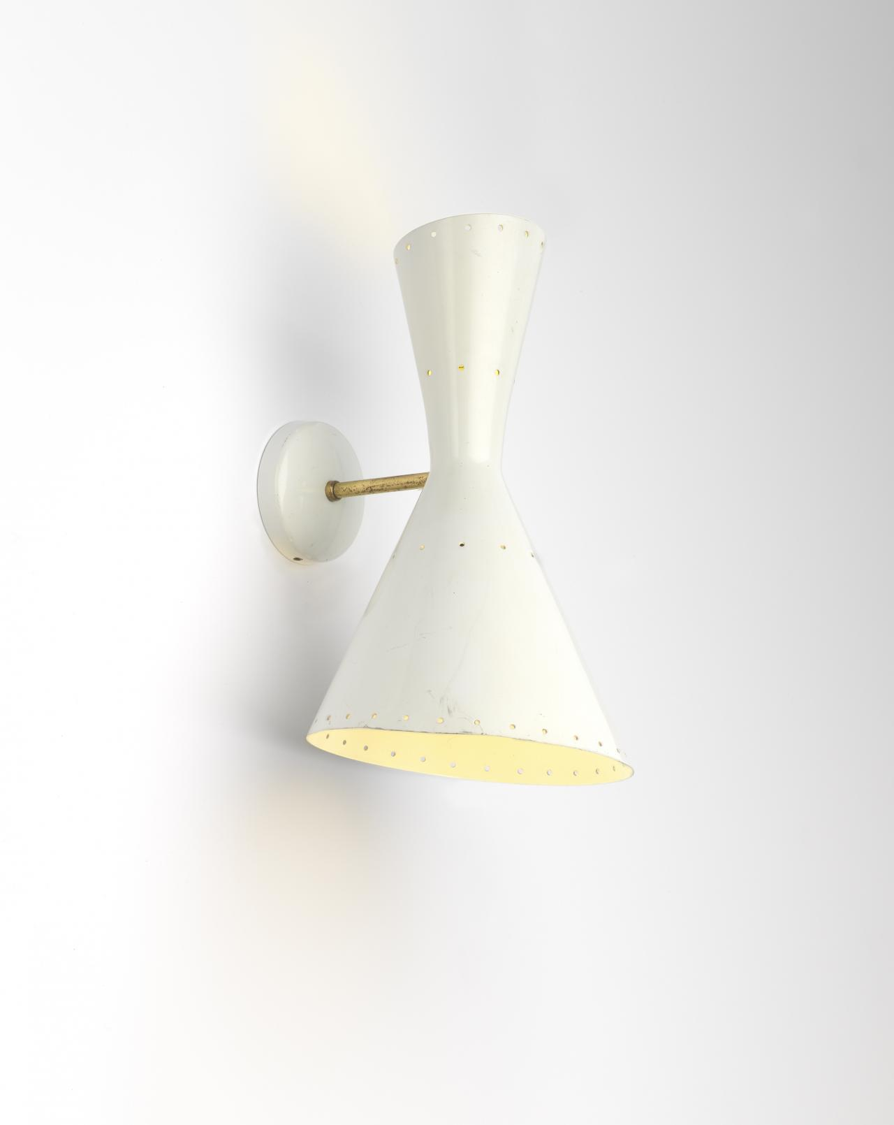 Beco Lamp Don Brown Designer Evans Co