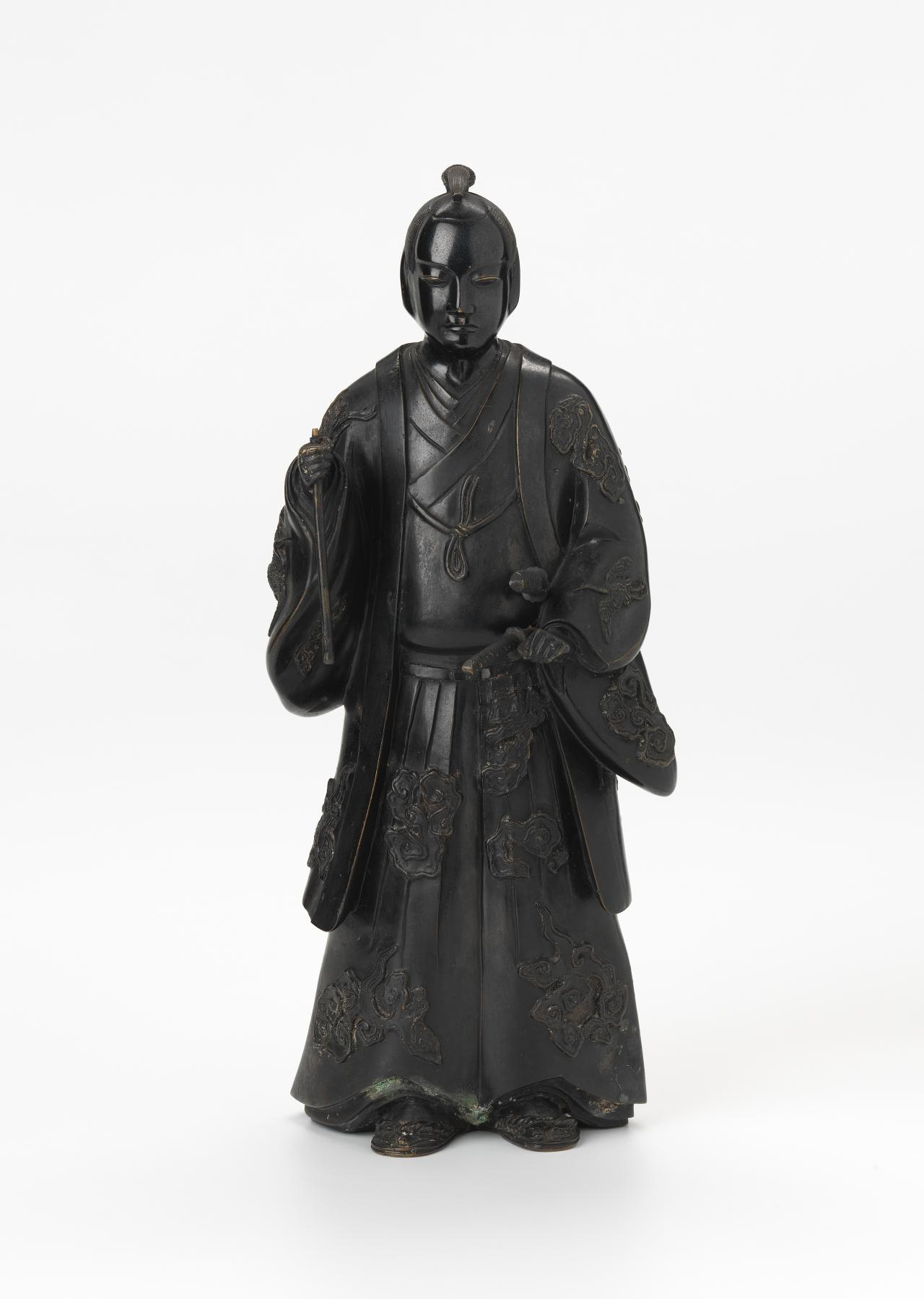 Statuette of an officer