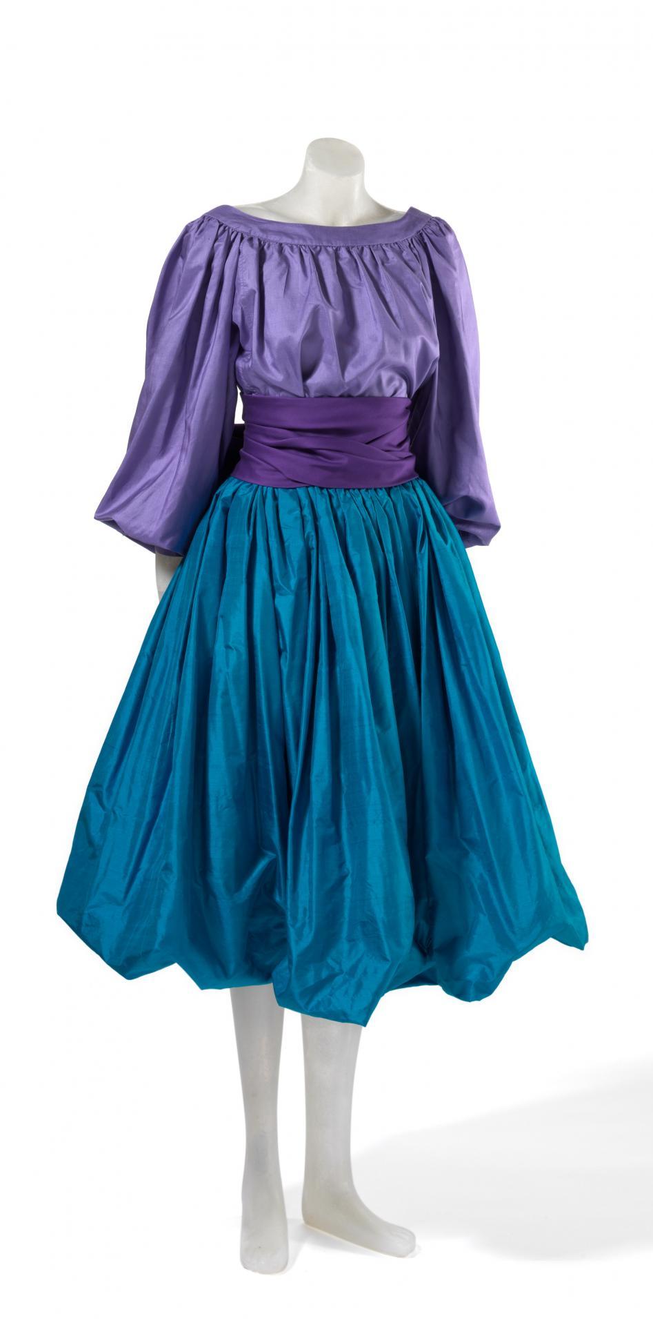 b57021ff76f Blouse, skirt and sash | YVES SAINT LAURENT RIVE GAUCHE, Paris ...