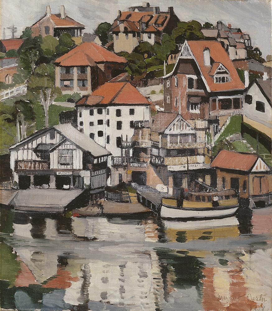 Corner of Mosman Bay