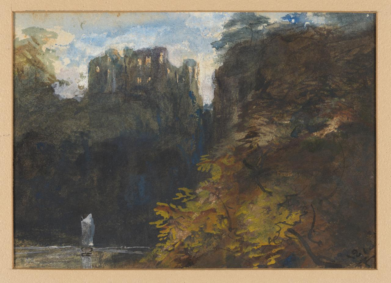 Untitled (Classical landscape)