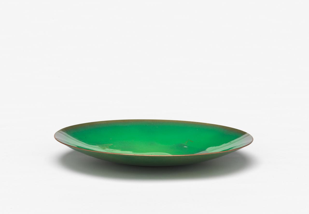 Plate (green)