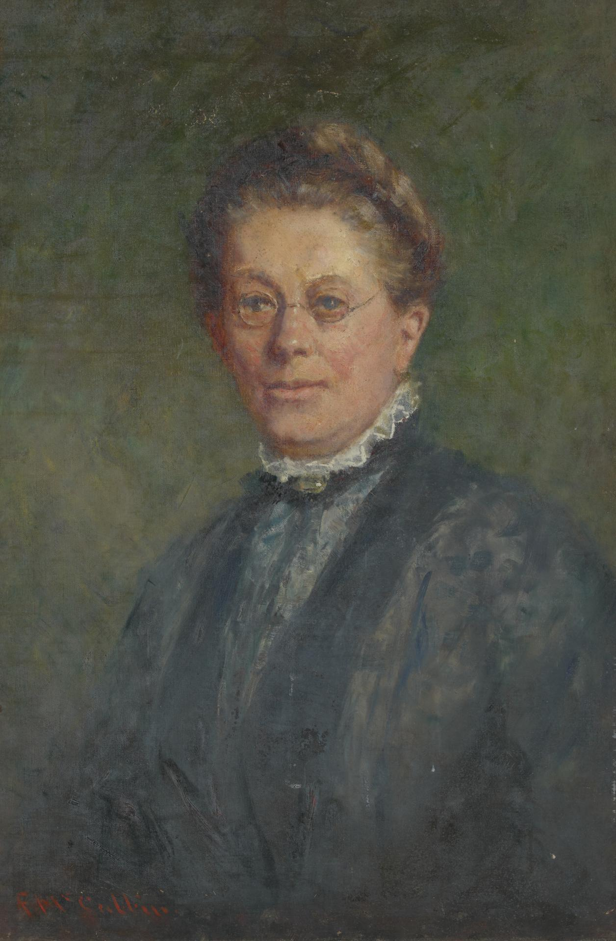 Eliza Hall (Mrs Walter Hall)