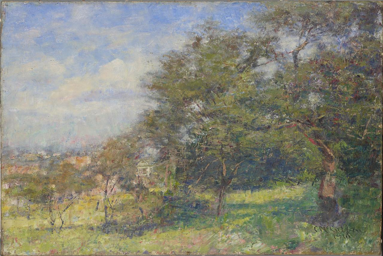 Landscape, South Yarra