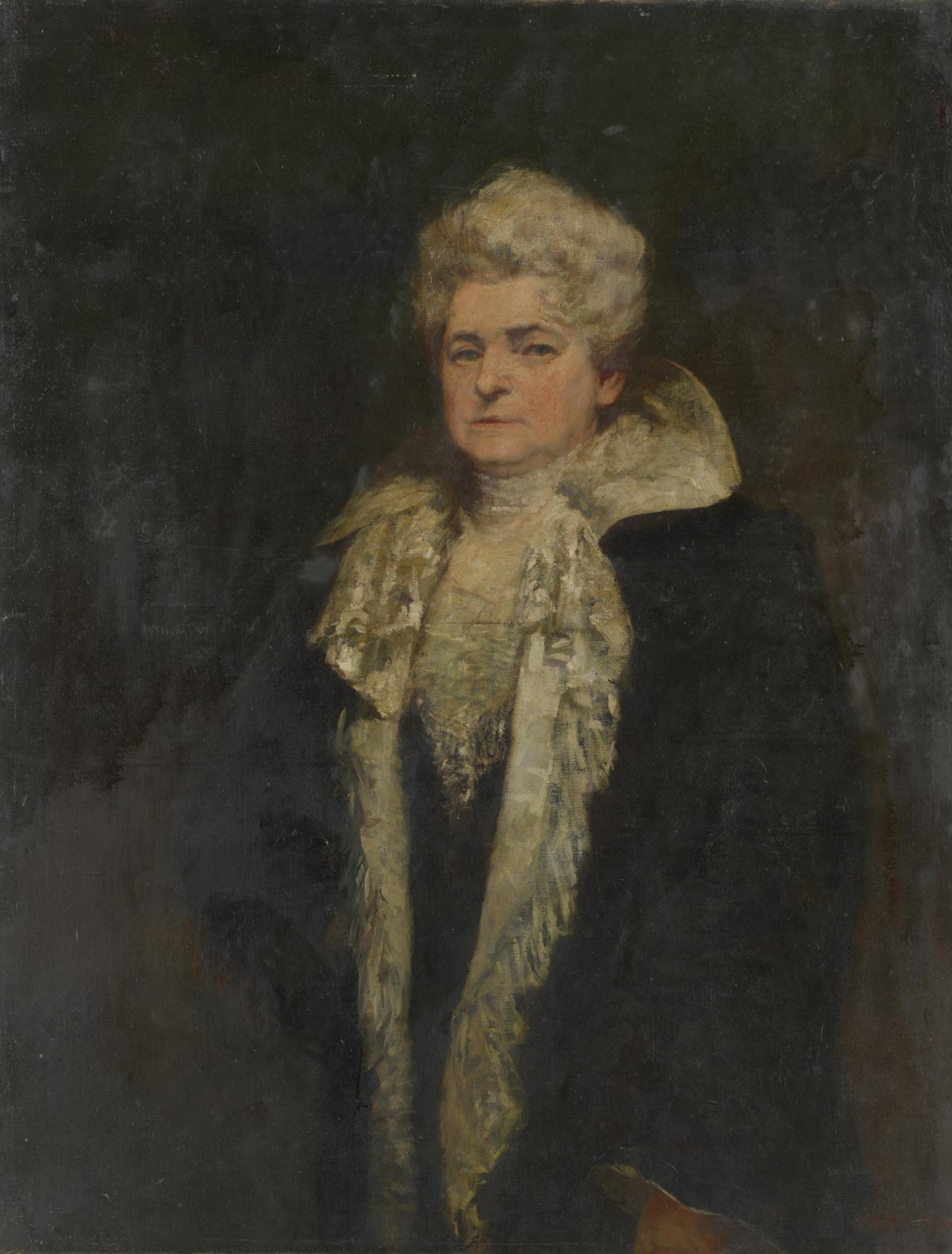 Mrs Beaufort (A lady of Virginia)