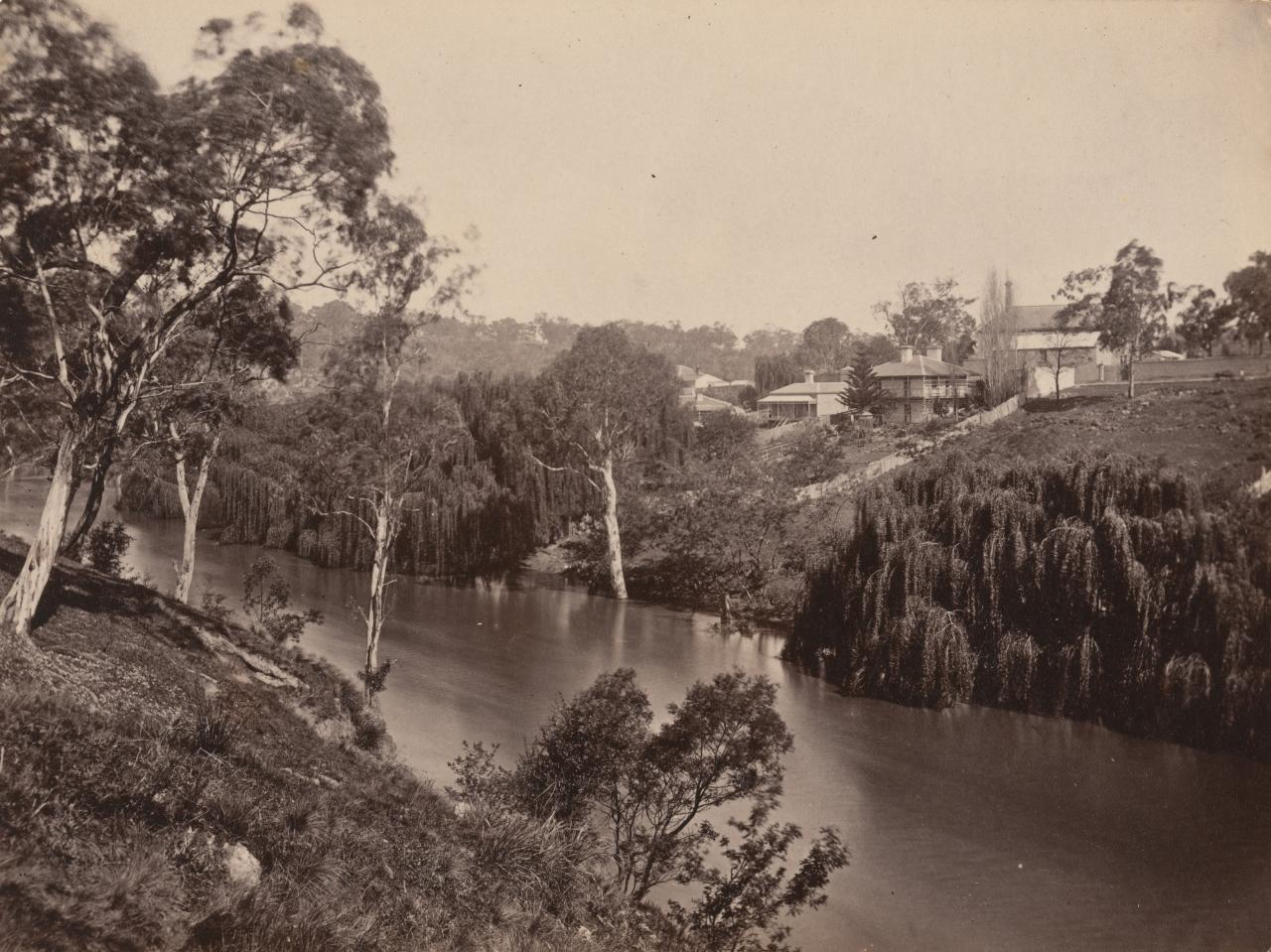The Yarra at Abbotsford