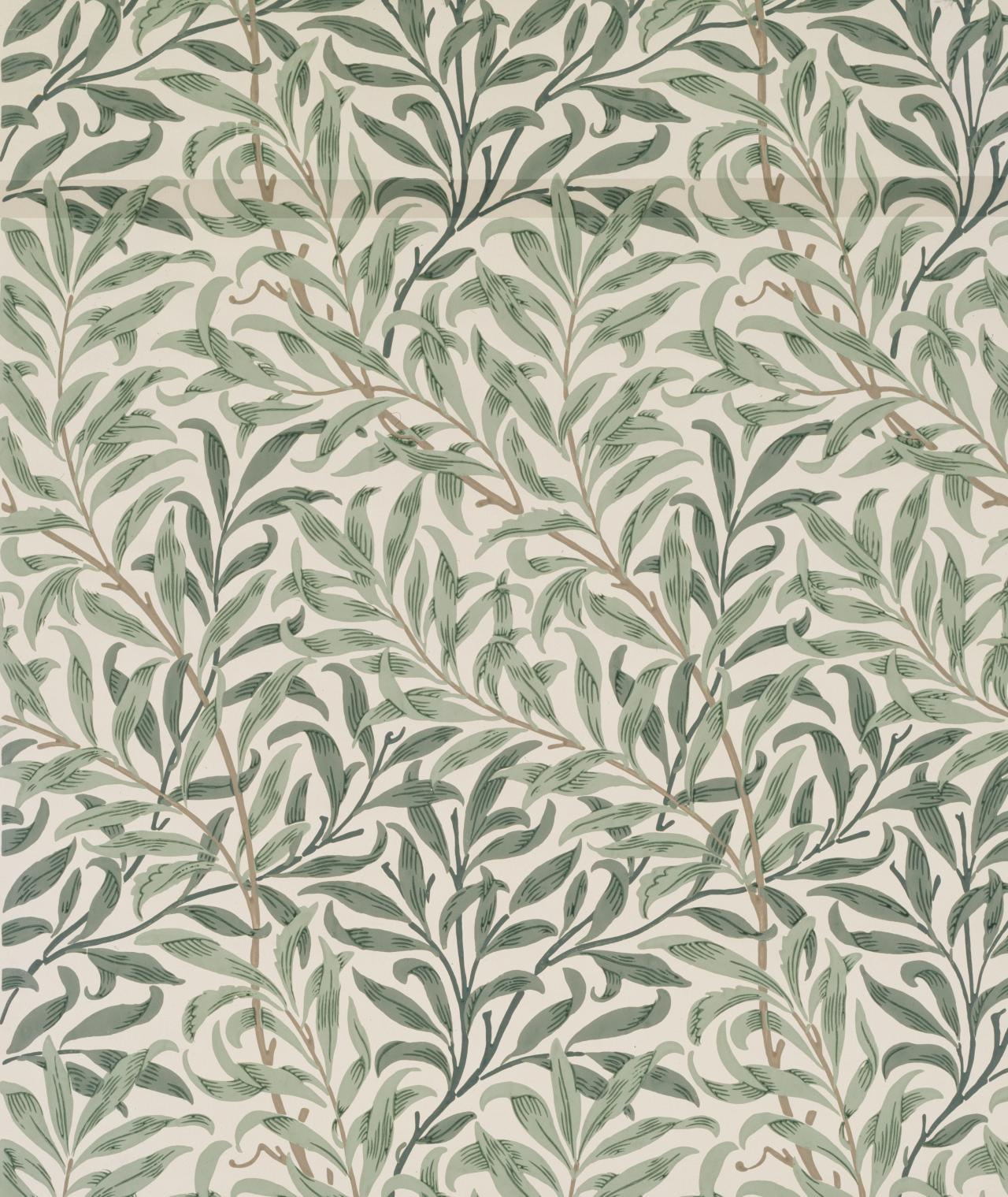 Willow Bough Wallpaper