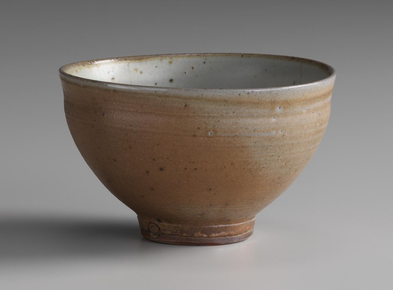 Coffee drinking bowl