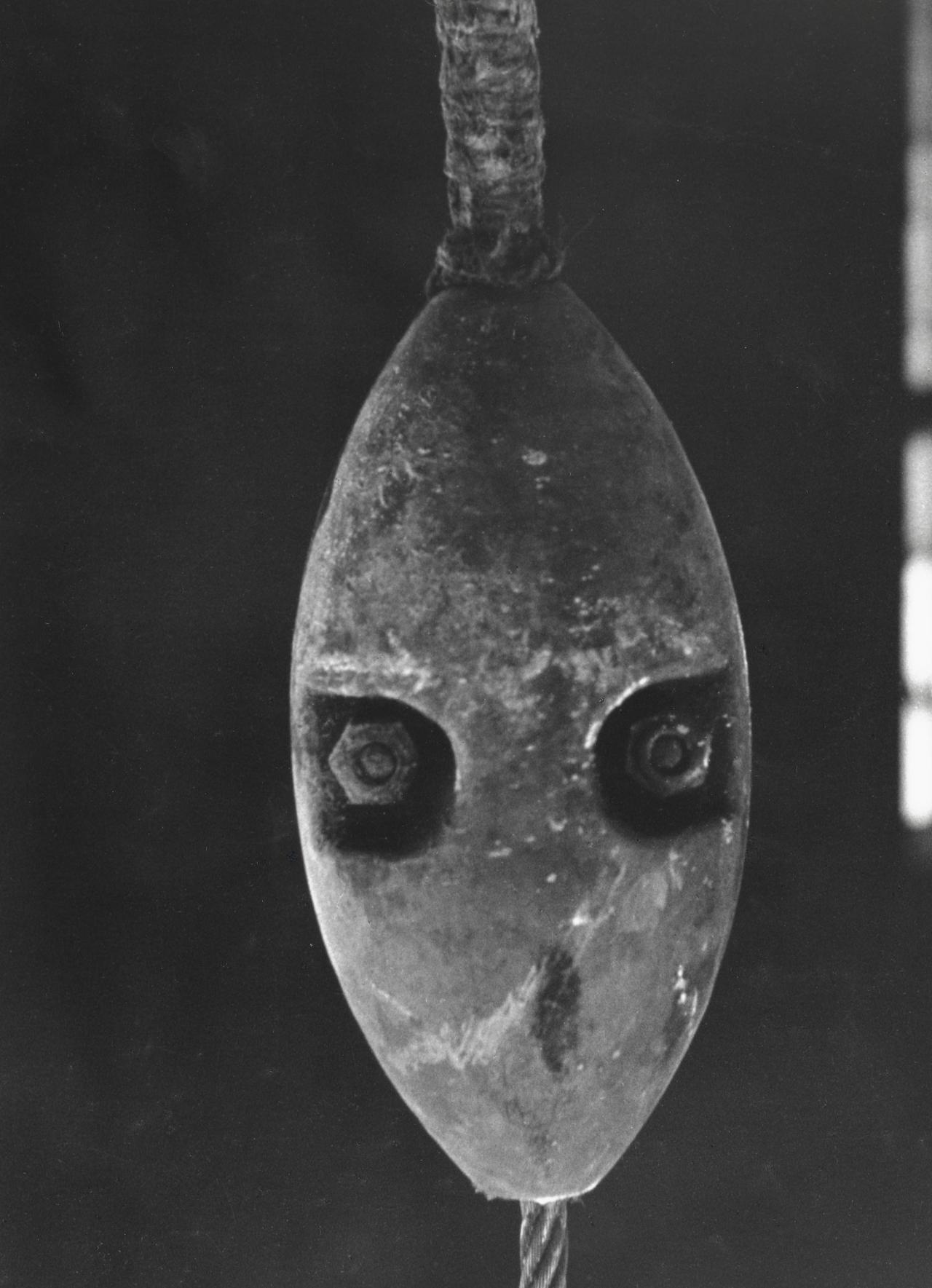 Ceremonial mask, Sepik River