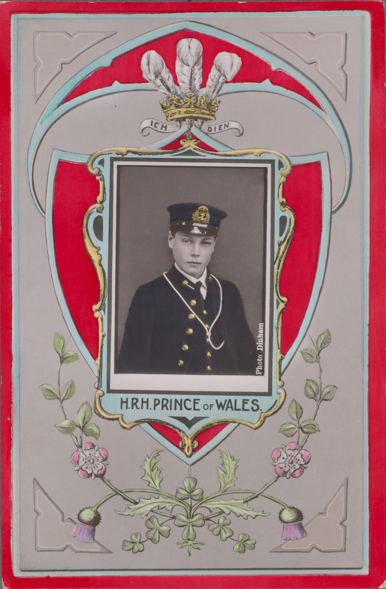 No title (H. R. H. Prince of Wales)