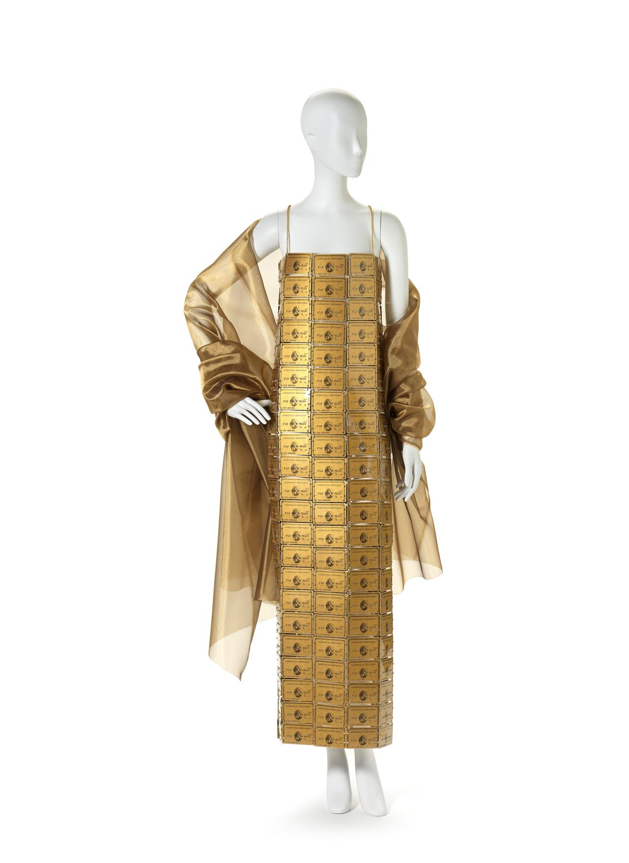 The American Express ® gold card dress