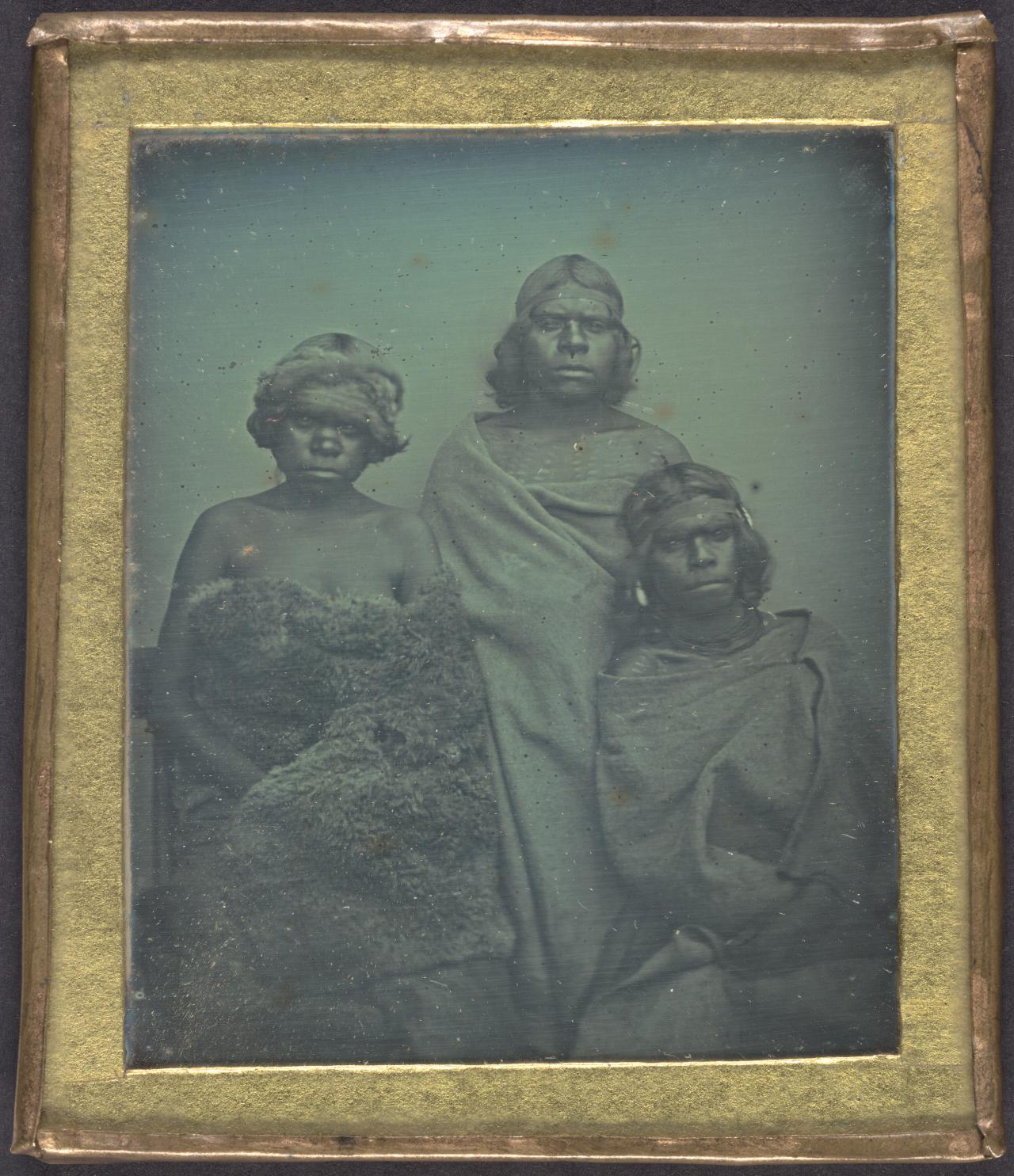No title (Group of Koori women)