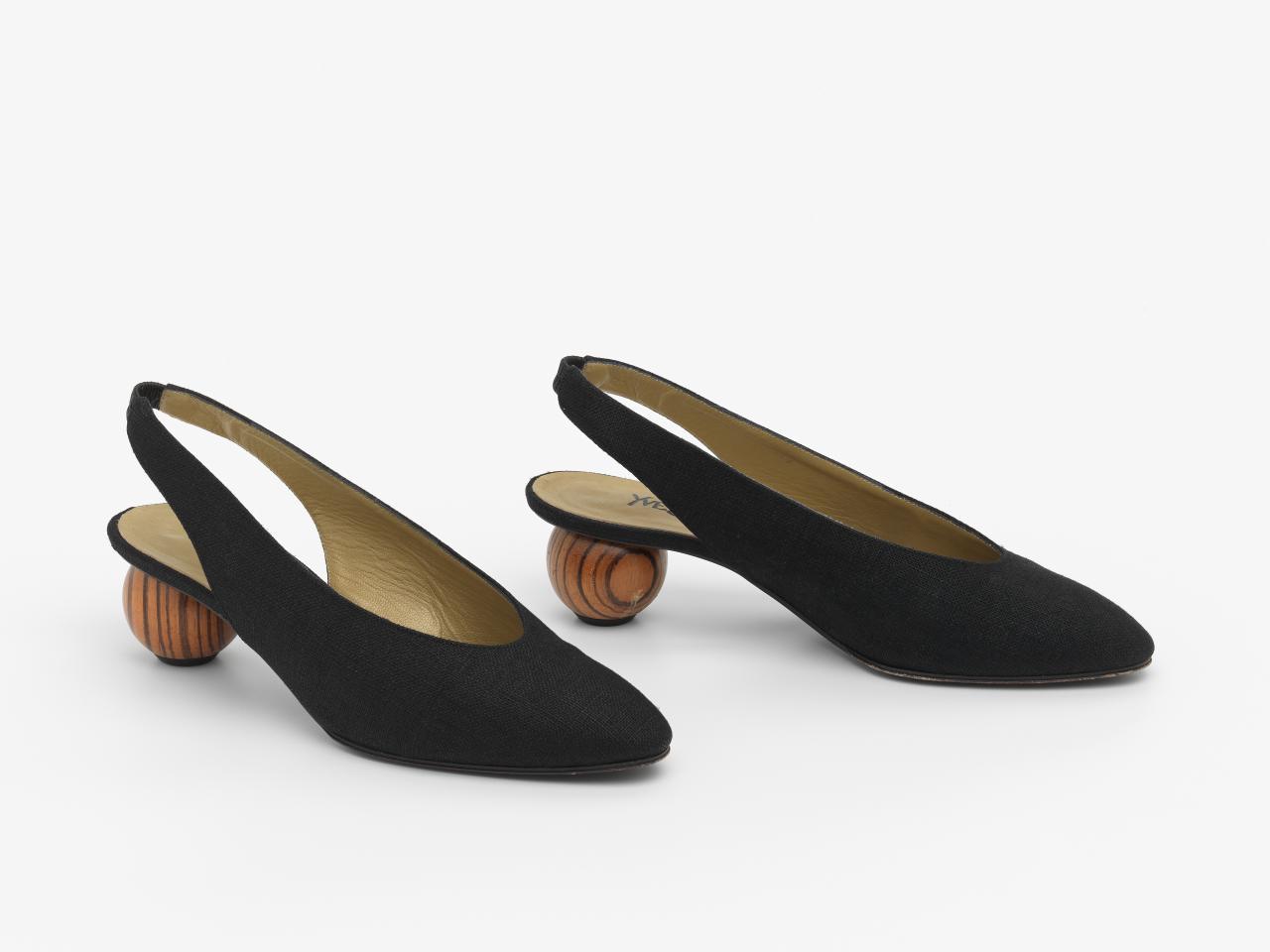 Shoes (c. 1990). YVES SAINT LAURENT ... 973c35726