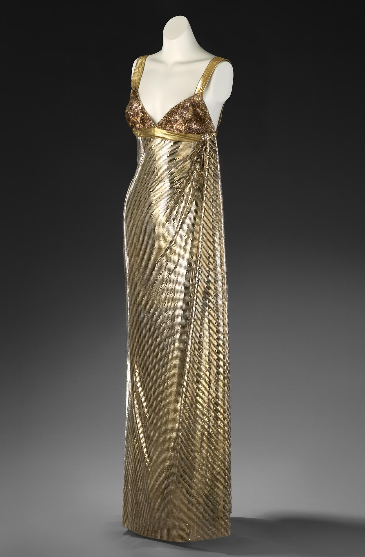 Evening dress | GIANNI VERSACE, Milan (fashion house); Gianni ...