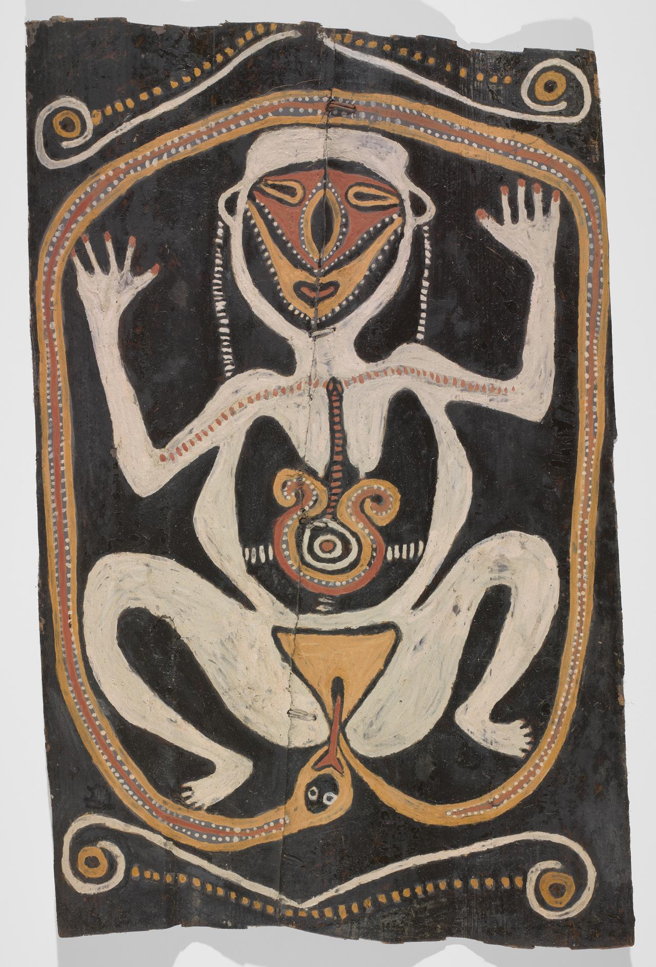 Mythical woman named Tubishikay owned by the Hamikwa totemic division