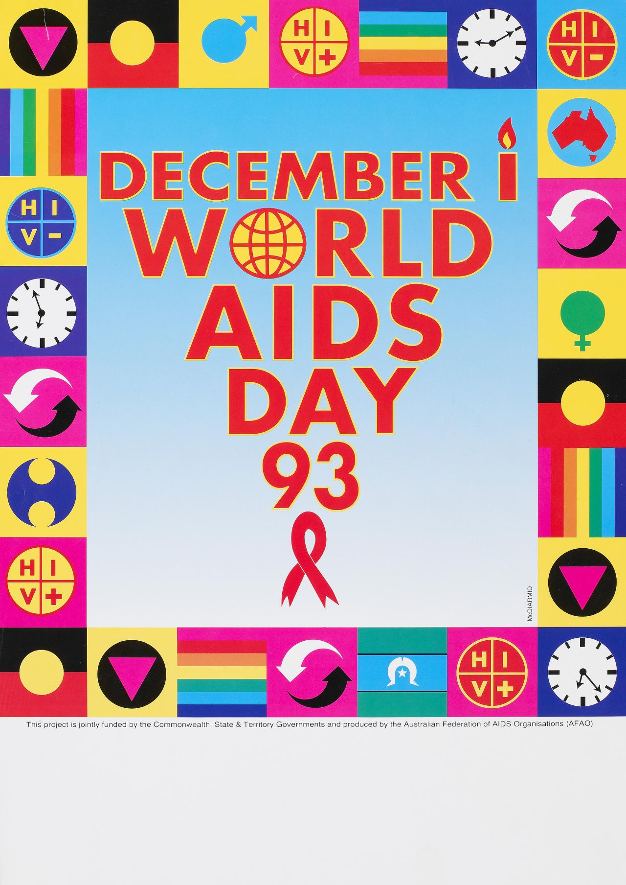 World AIDS Day 93