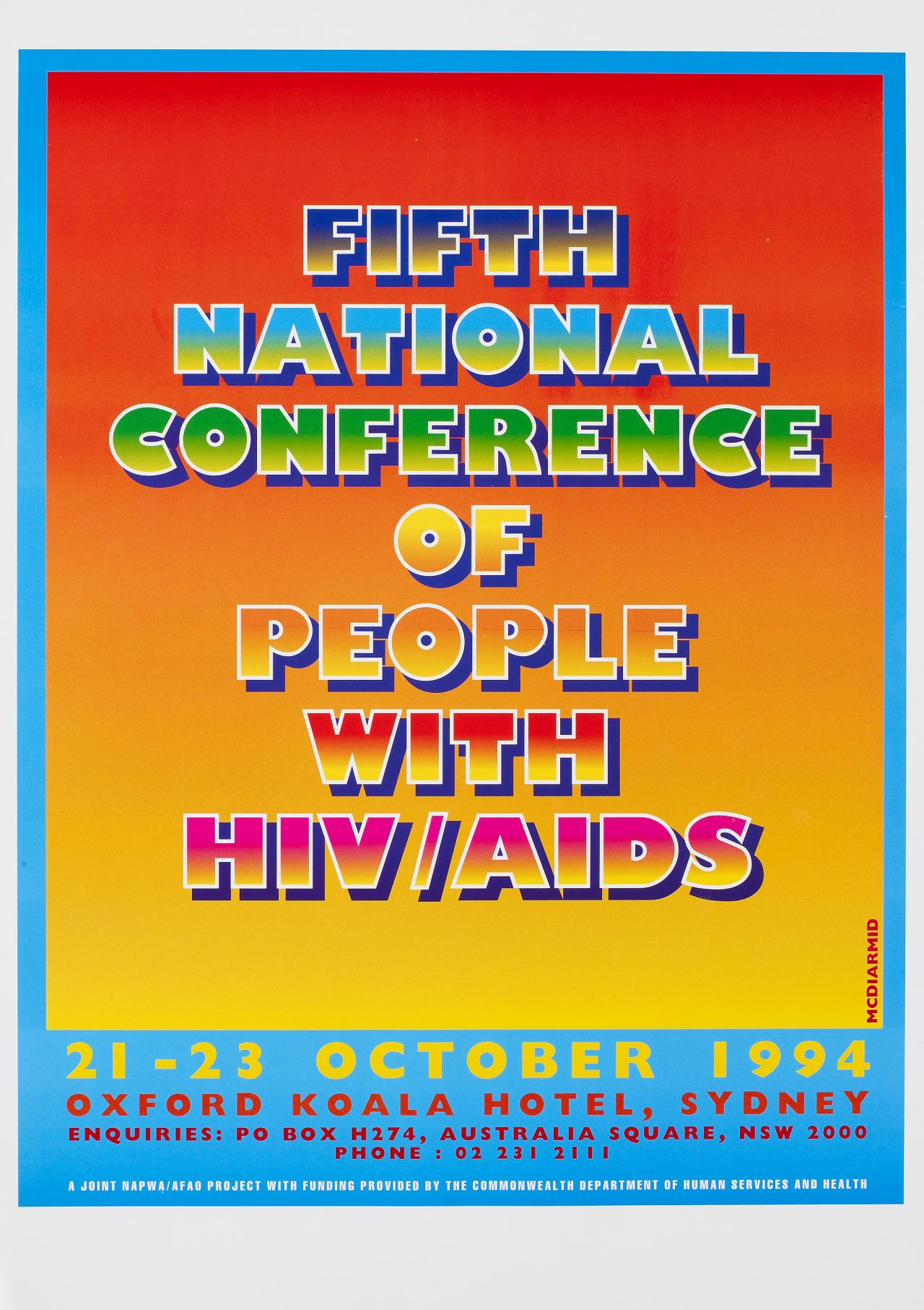 Fifth National conference of people with HIV/AIDS