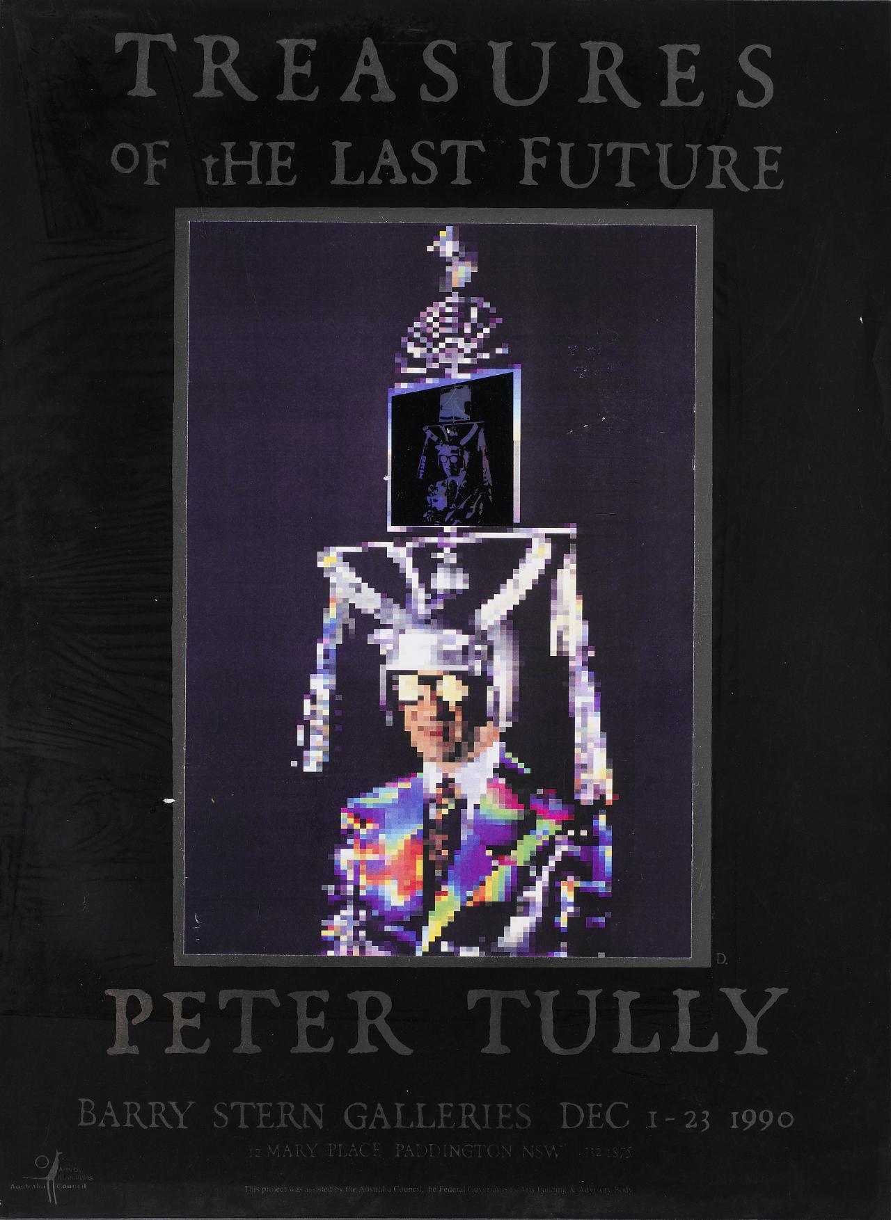 Treasures of the last future: Peter Tully