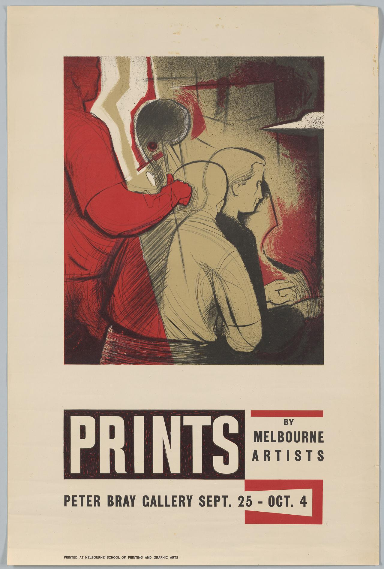 Prints by Melbourne artists