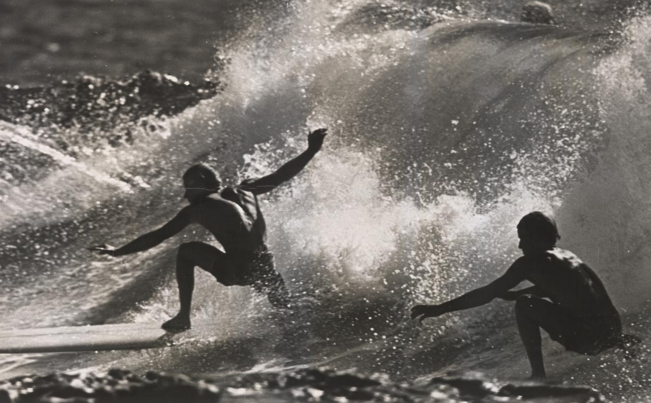 Surf riders, Dee Why, New South Wales