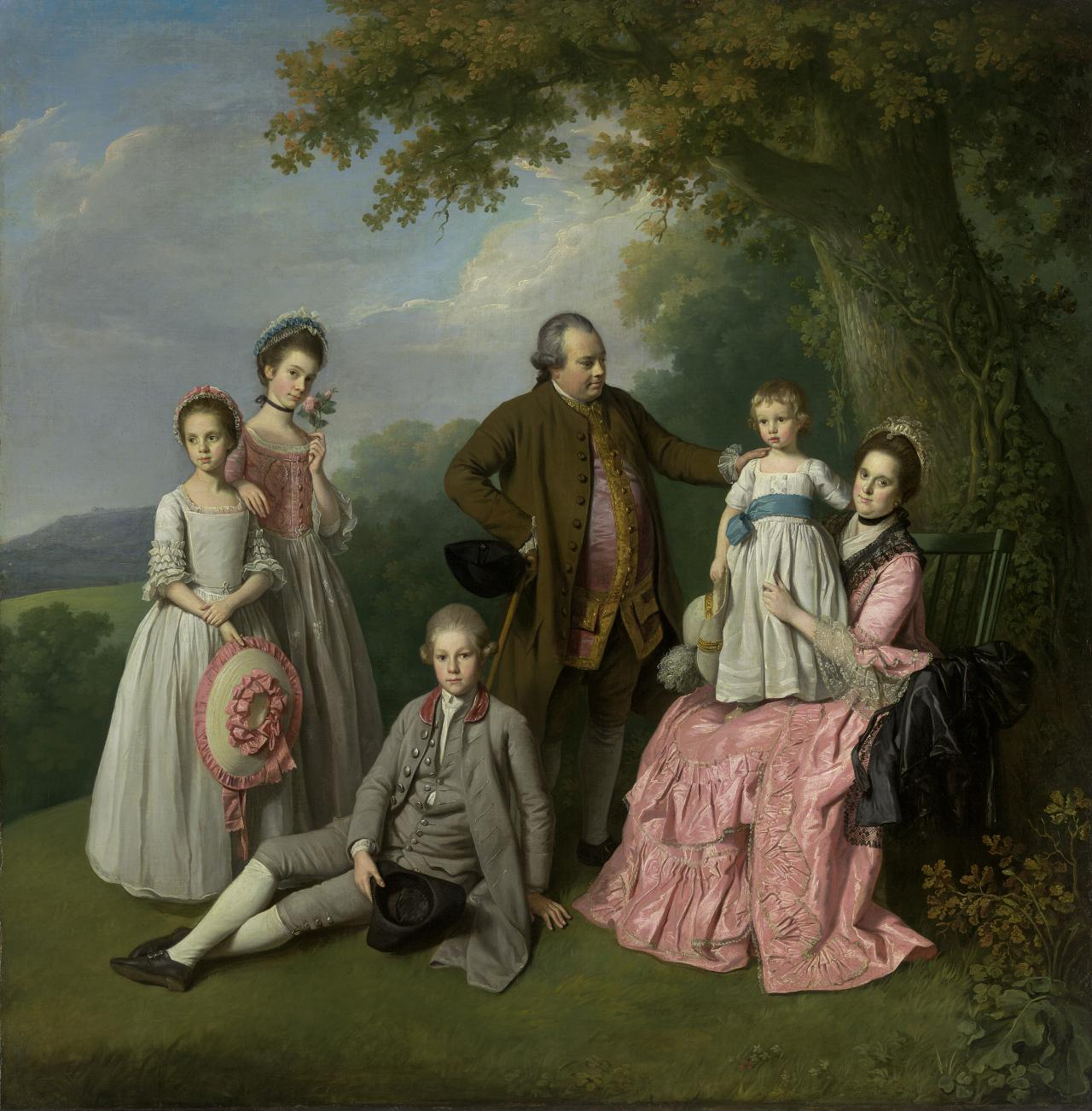 The Pybus family