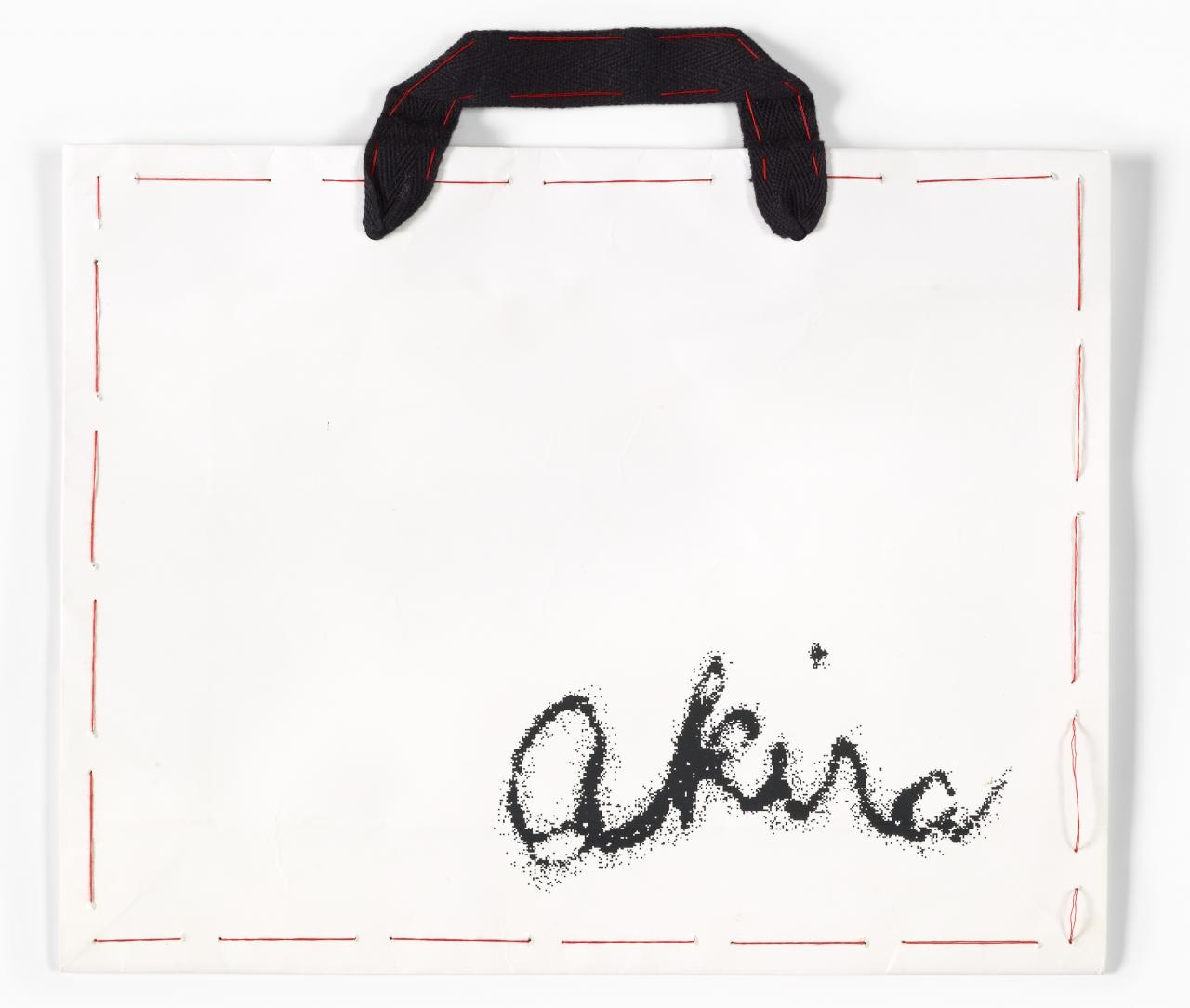 Inspirational Piece: Akira Shopping Bag