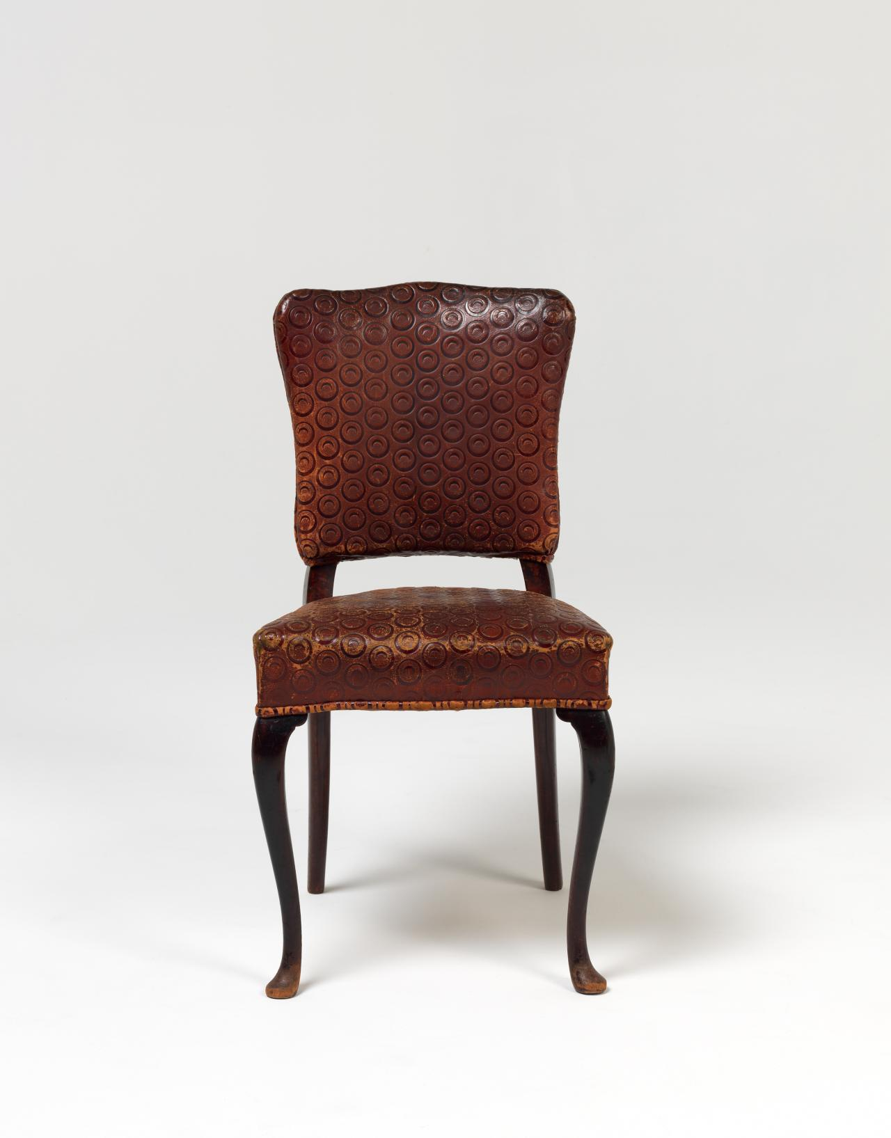 Drawing-room chair, from the Langer apartment