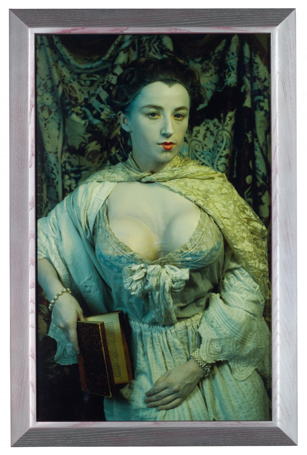 Cindy Sherman Untitled #183-A, 1988-2003 c-print 94.2 by 57.5 cm.  National Gallery of Victoria, Melbourne (acquired with the Felton Bequest in 2004)