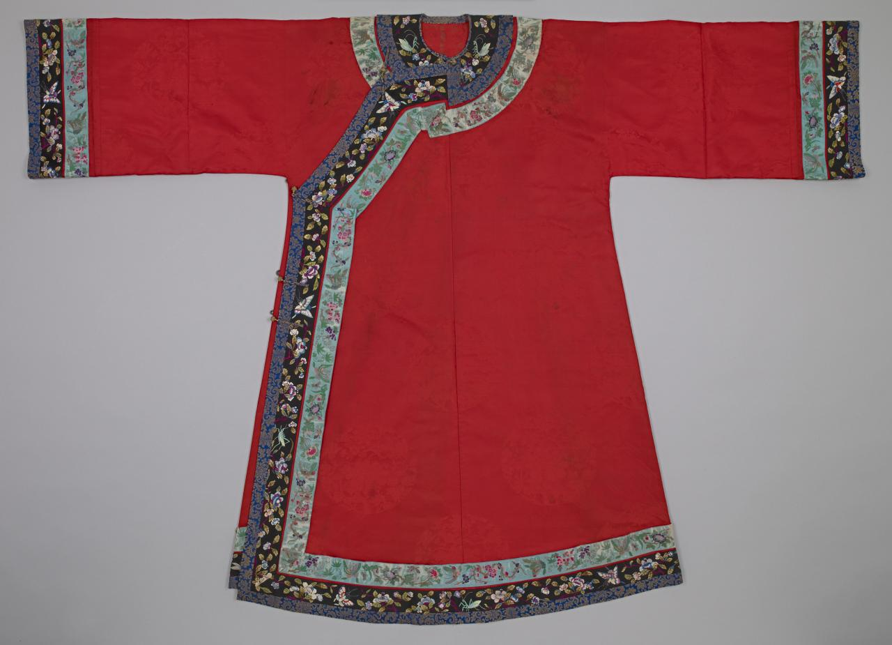 Court lady's informal robe (Changfu)