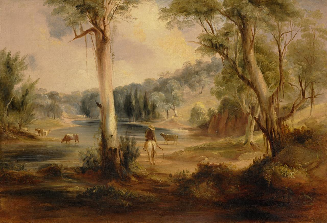 Ford at the Wollondilly