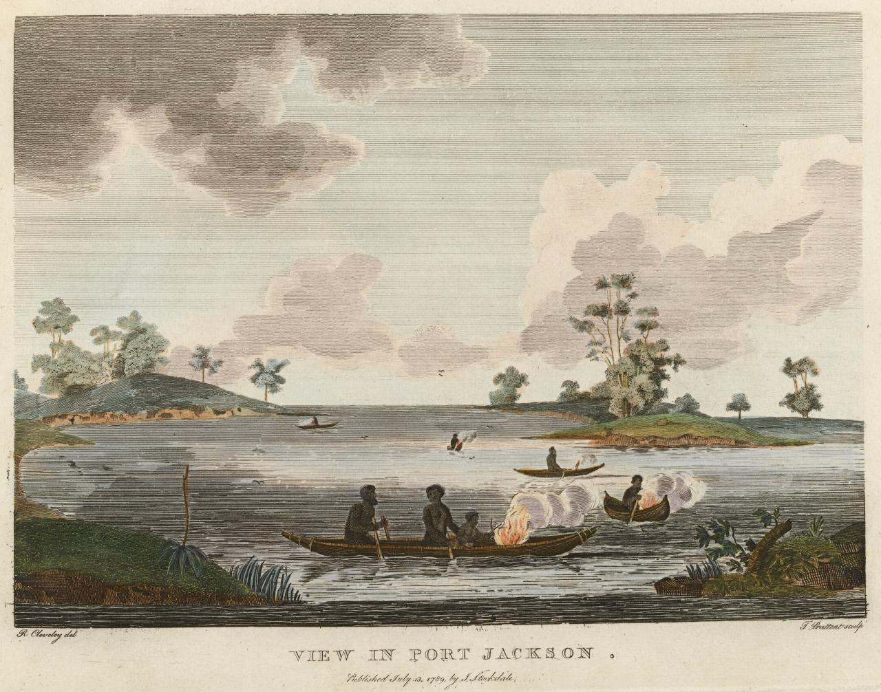 View in Port Jackson