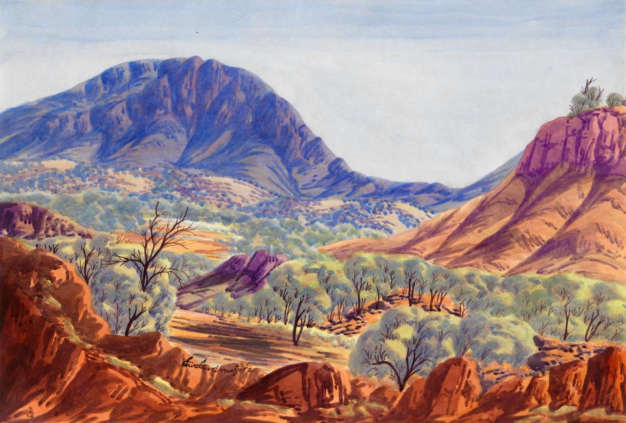 Western MacDonnell Ranges