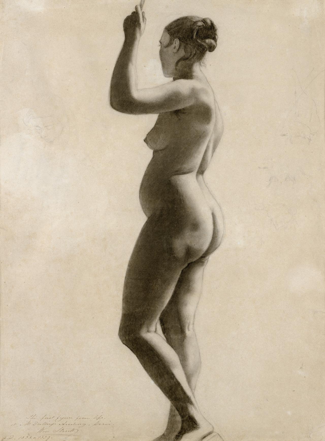 Academic Nude 63