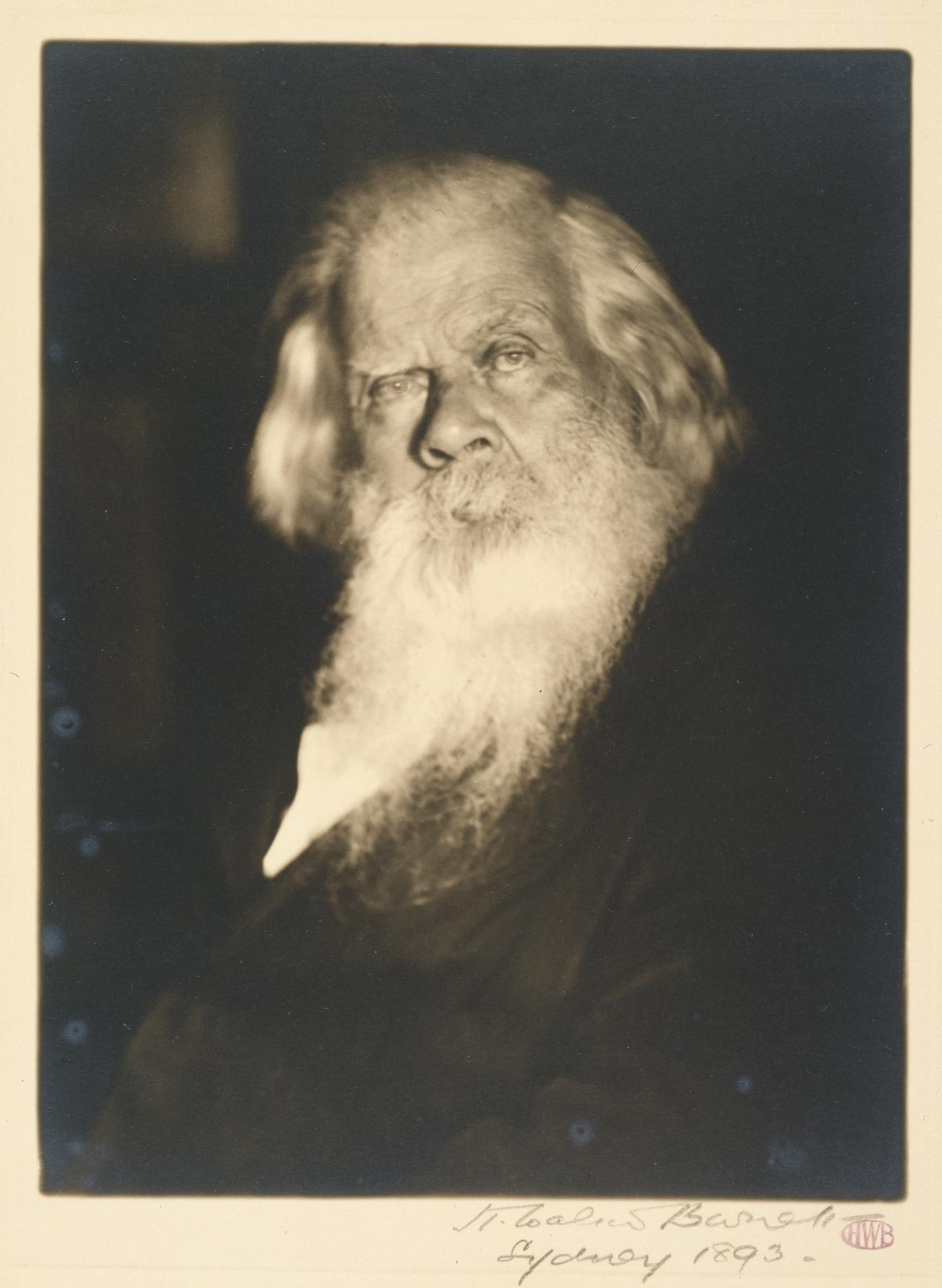 Sir Henry Parkes, 12 years Prime Minister of New South Wales