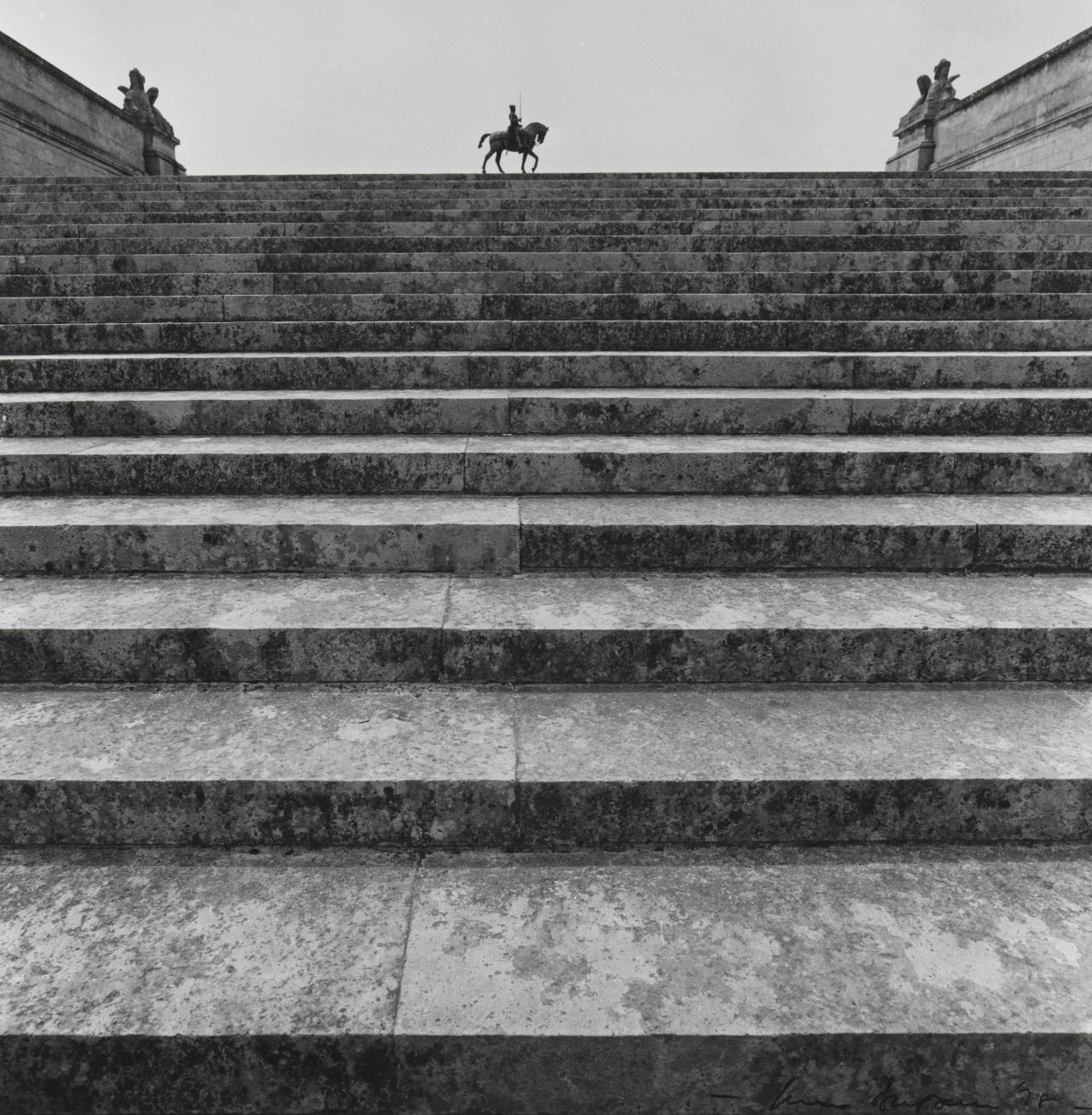 Steps at Chantilly