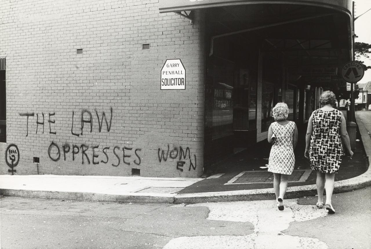 The law oppresses women