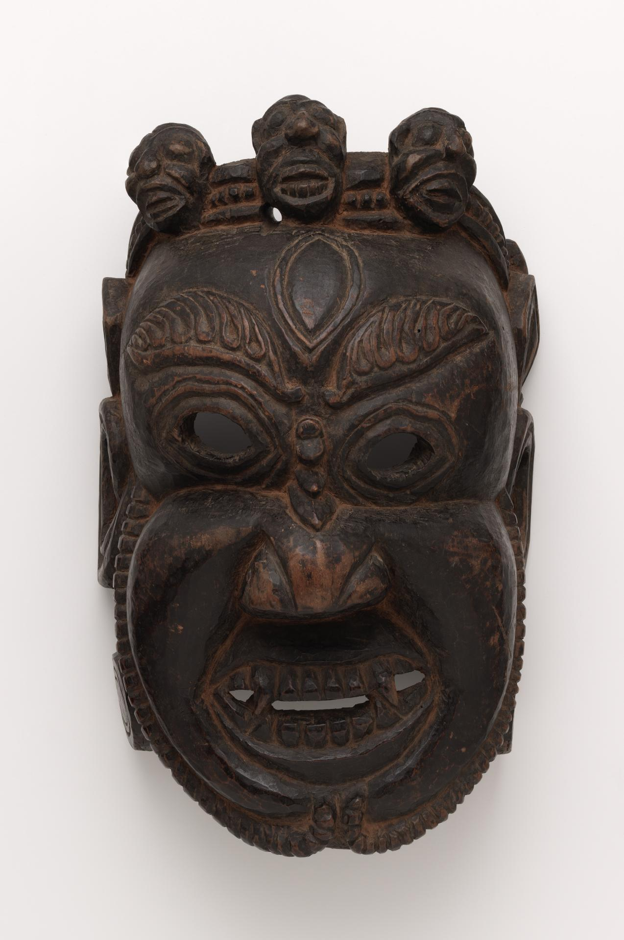Mahakala, dance mask
