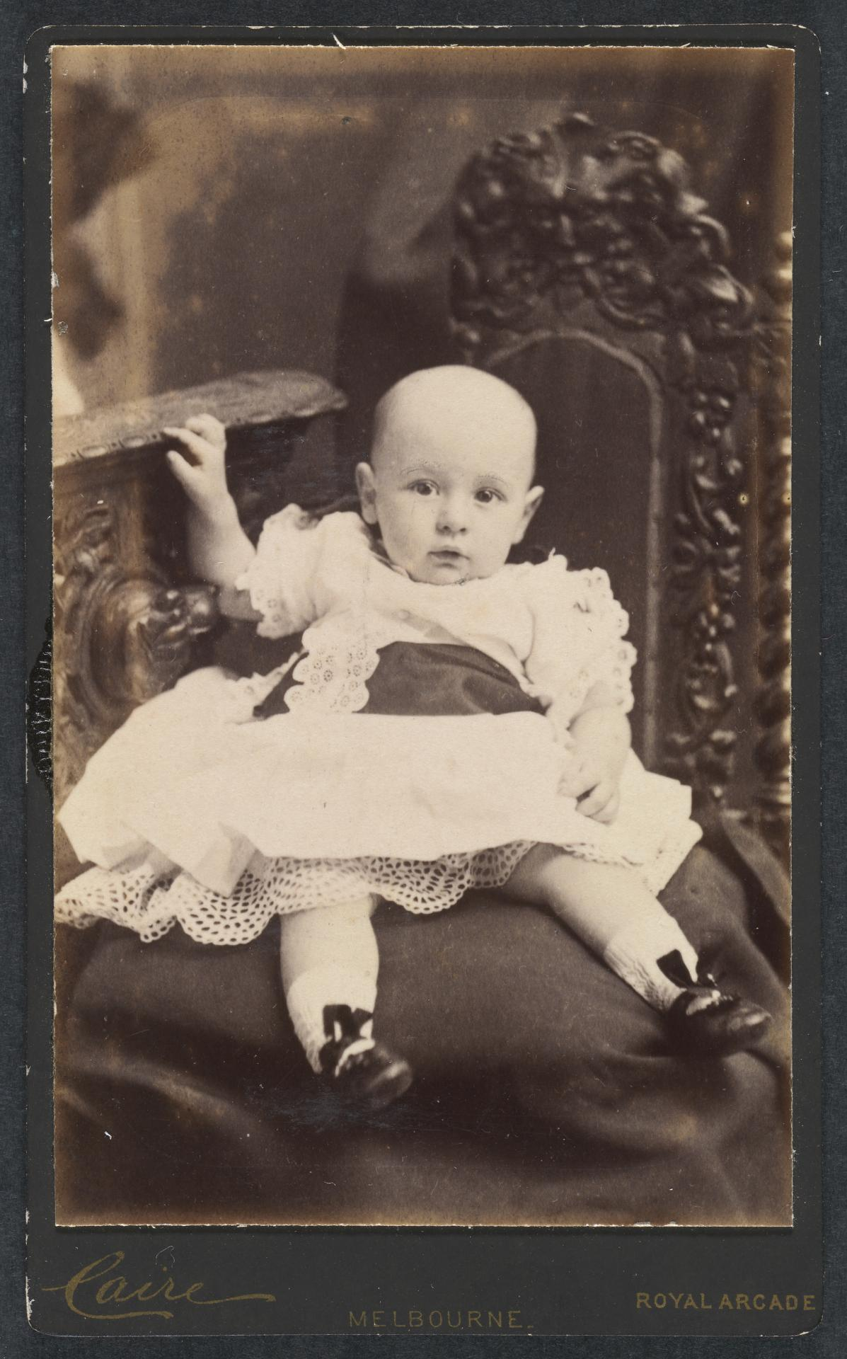 No Title Thomas Northcote Chuck Carte De Visite
